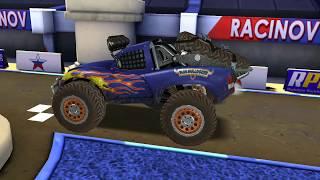 Lightning McQueen Vs Monster Truck & Long | Disney PIXAR Cars for Kids Gameplay