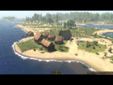 Life is Feudal: Forest Village #01 - Banished в новой обертке?