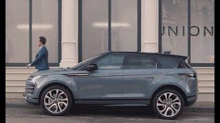 New Range Rover Evoque – Versatility