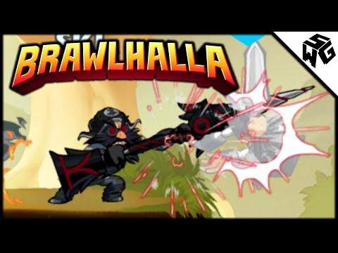 Diamond Ranked Ulgrim 1v1's - Brawlhalla Gameplay :: Lance S-Light Changes!