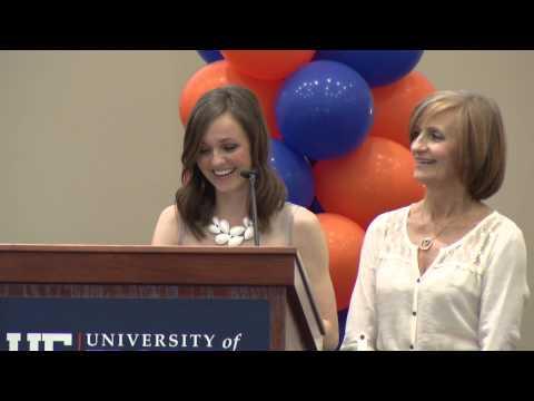 University of Florida College of Medicine Match Day 2014