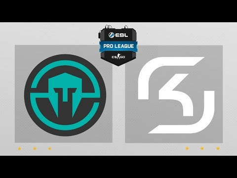 CS:GO - Immortals Vs. SK [Overpass] Map 1 - ESL Pro League Season 4 - NA Matchday 19