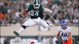 My Breakout College Game... // Le'Veon Bell College Highlights