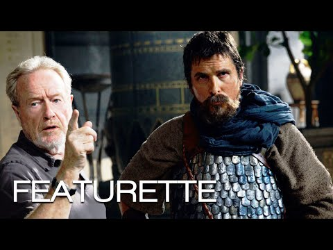 Exodus: Gods and Kings | Costume | Featurette HD