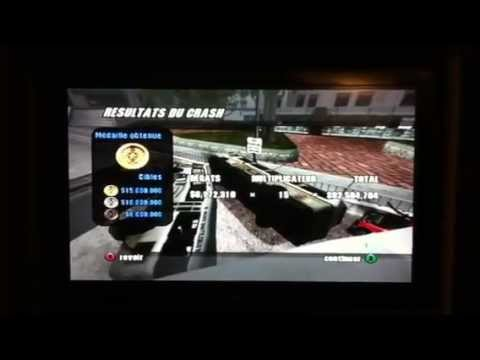Burnout 2 – crash mode – 92,5 mio at Roadblock (WCR 5th)
