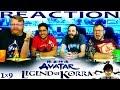 Legend of Korra 1x9 REACTION!!