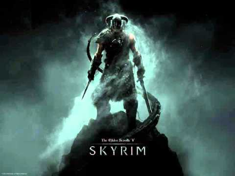 Skyrim - Dovahkiin (Dragon Born) FULL SONG Music Videos