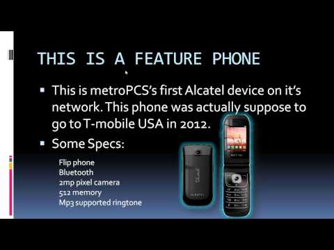 Alcatel 768 - best mobile phones