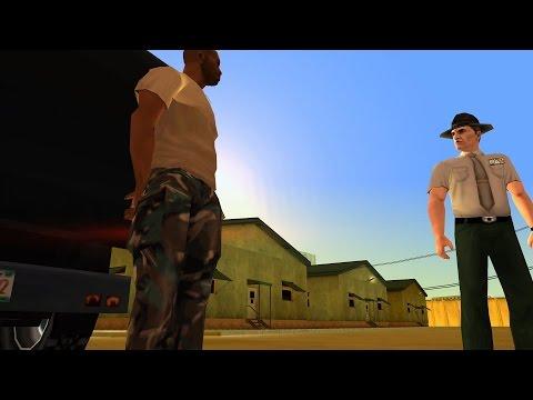 GTA: VCS (PSP) / 01. Introducción + Soldado [sargento Martinez].