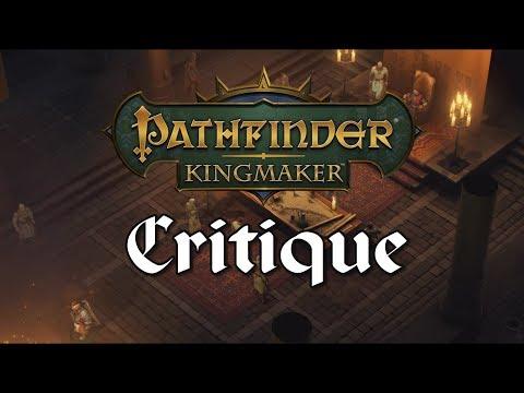 Pathfinder Kingmaker Critique