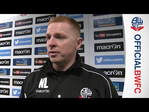 NEIL LENNON | Manager's post-Brighton reaction