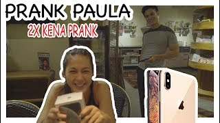 Paula dibeliin HP tapi dalemnya ZONG !! Hp nya kemana?!!?