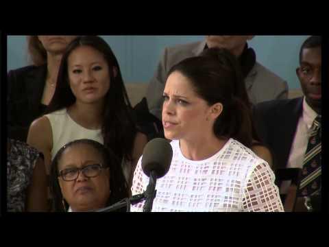 Soledad O'Brien Harvard Commencement Speech   Harvard University Commencement 2013