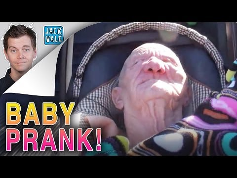 Crying Baby Prank