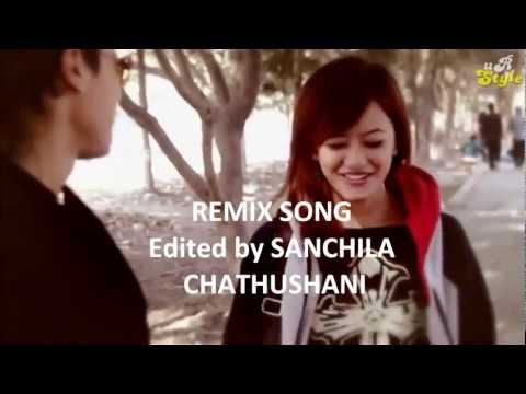 Hunny Bunny ~~~~~  Remix Song~~~~~~~~~~ Sanchila Chathushani.wmv video
