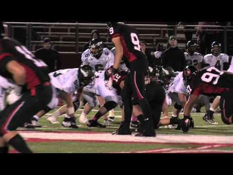 Barrington High School Varsity Football Highlight 2011 Fremd