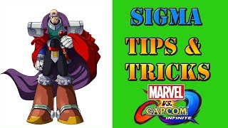 Marvel vs Capcom: Infinite - Sigma Tips and Tricks