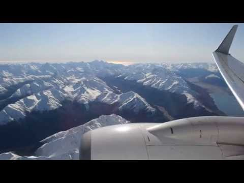 Approaching into Queenstown Airport     Tiago Lucca