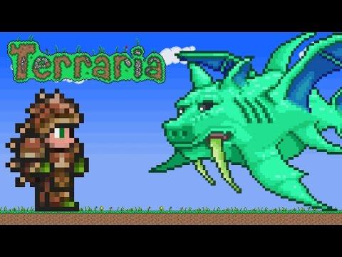Terraria Xbox - Duke Fishron [151]