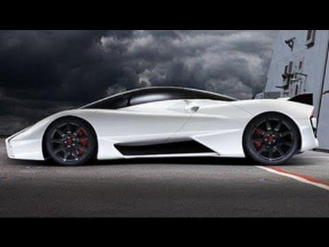 Fastest Car In The World Aero Ii Porsche To F1 Jaguar