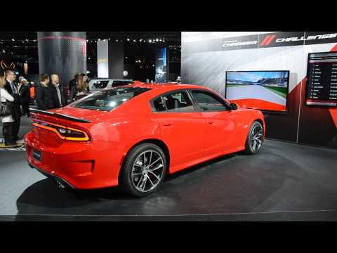 2015 Dodge Charger Scat Pack Virtual Drive video