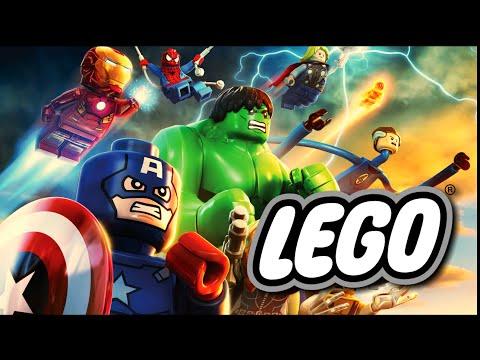 Lego Avengers?! Ep1 - Ironman, Hulk A Spiderman video