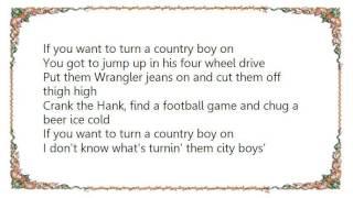 Watch John Rich Turn A Country Boy On video