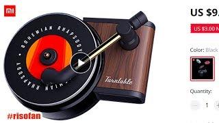 Xiaomi Sothing TITA DSHJ-B-1902 Turntable Phonograph Car Air Freshener