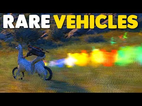 10 BEST RARE Vehicles In Ghost Recon Wildlands