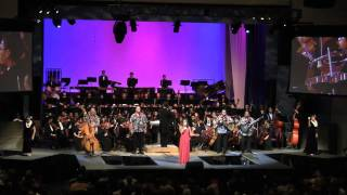 """The Prayer"" Moanalua HS Symphony Orchestra & Friends @2009 Gift of Hope Charity Concert"