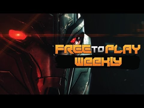 Free To Play Weekly - Transformers Universe. Black Desert. Dogs of War (ep.116)