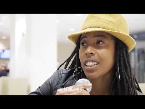 Videointerview, Donisha Prendergast @ Cultiva Hempexpo 2014