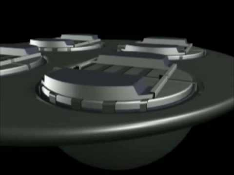 Artificial Gravity Generator | Cosmic Matrix Theory Pt. 1 (Movie)