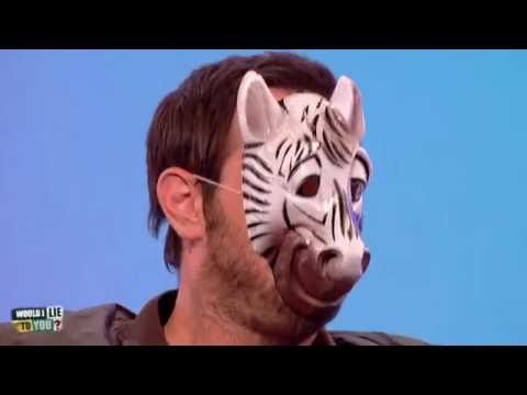 """""""Possession"""" Danny Dyer's mask - Would I Lie to You? [HD] [CC]"""