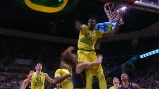Chris Boucher Is Oregon's Rim Protector | CampusInsiders