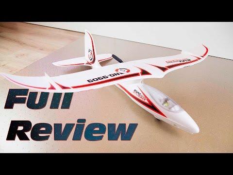 DutchRC - HobbyKing Sky Easy Glider - Good beginner plane?? - Full Review