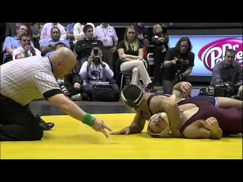 Big Ten Wrestling Championship Highlights Image 1