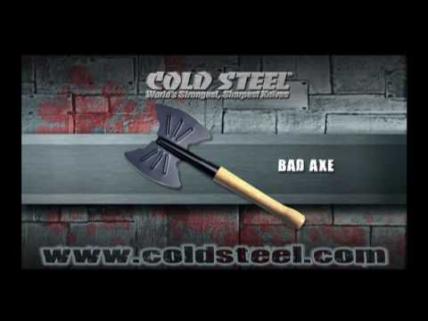 Bad Axe : Cold Steel Knives