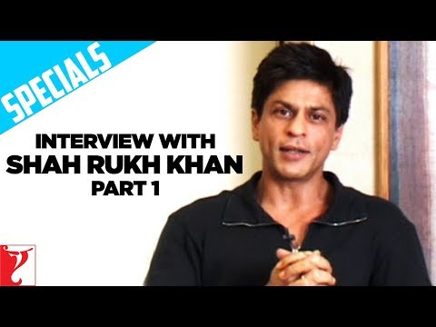 Interview With Shah Rukh Khan - Part 1 - Rab Ne Bana Di Jodi