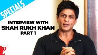 Shahrukh Khan Interview - (Part 1) - Rab Ne Bana Di Jodi