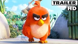 ANGRY BIRDS - DER FILM Teaser Trailer 2016 Deutsch