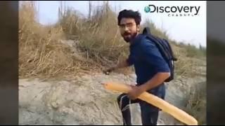 Man vs Wild Bangla Version Ft A.K. Azad Rony | New Bangla Funny Video