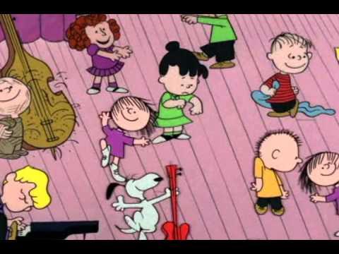 i hope you wobble - Peanuts Christmas Dance