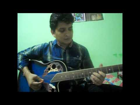 Soniye Heriye Teri Yaad Aandi Hai,guitar Song By Santosh Dash video