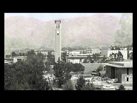 The Evolution of the UCR Carillon Mall and the Bell Tower