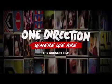 One Direction - Where We Are Concert Film Trailer