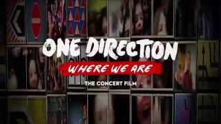 One Direction Video - One Direction - 'Where We Are' Concert Film Trailer