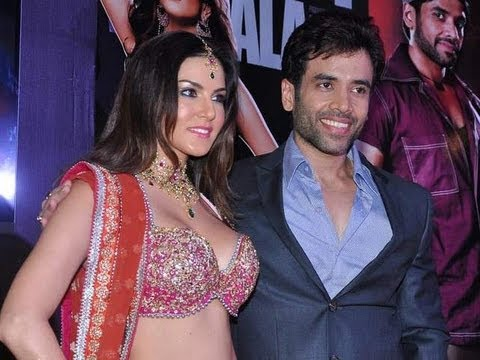 Tusshar Kapoor, Sunny Leone And Anand Raj Anand At 'Laila Teri Le Legi' Song Launch