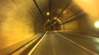 新島トンネル