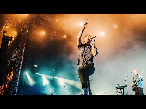 "Imagine Dragons - ""Three Little Birds"" Live (Bob Marley Cover)"